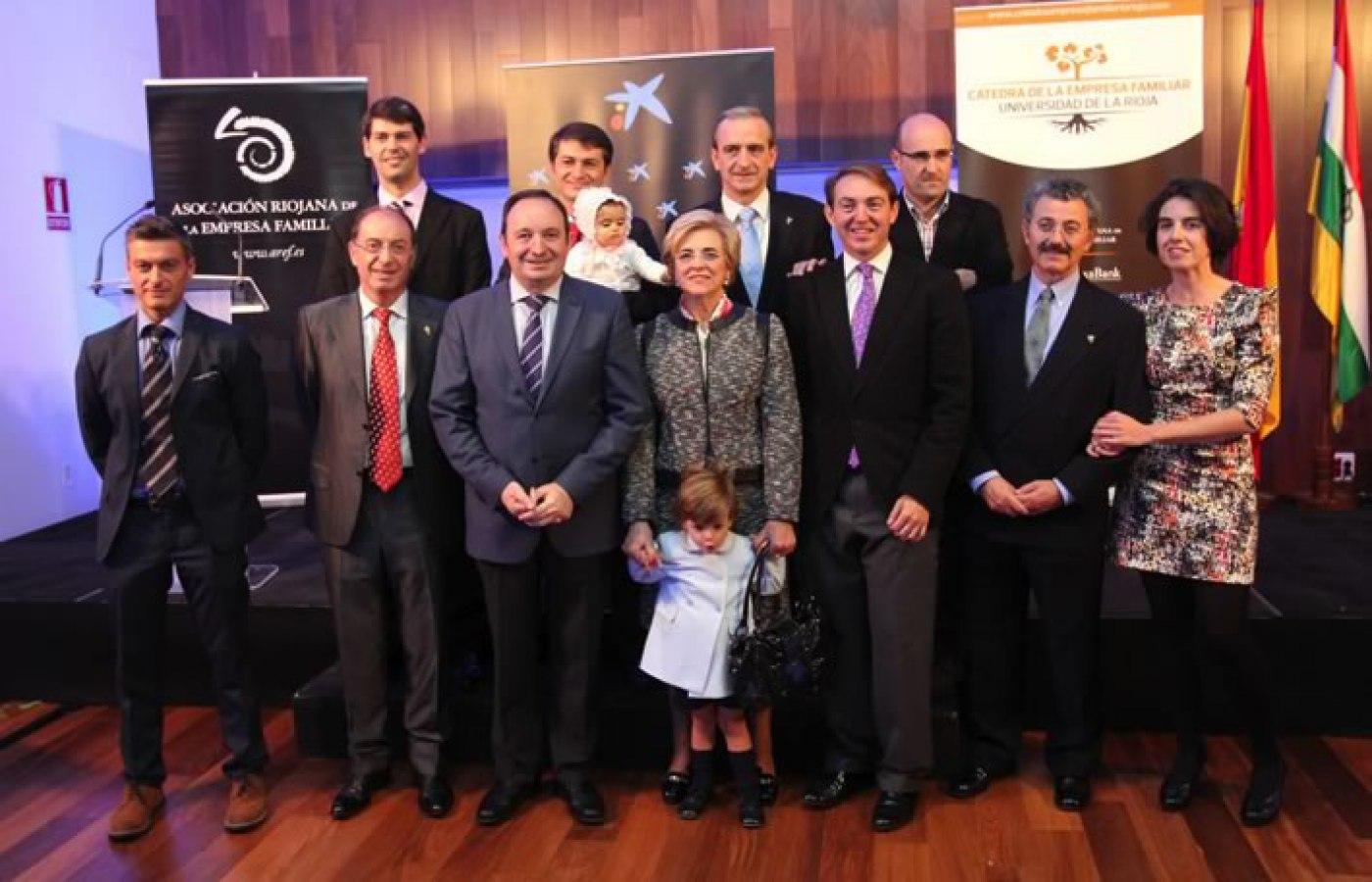 BODEGAS VIVANCO PREMIO EMPRESA FAMILIAR 2013