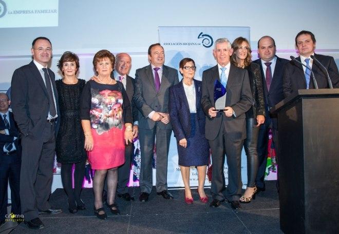 IMEL Premio Empresa familiar 2012. 1