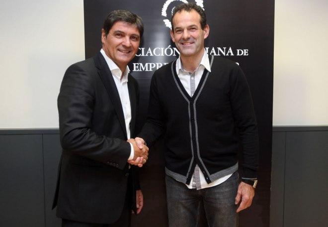 """Conferencia de Toni Nadal """"Los valores de la Empresa Familiar. Como se forja un campeón"""" Patrocinada por Banco Santander 1"""