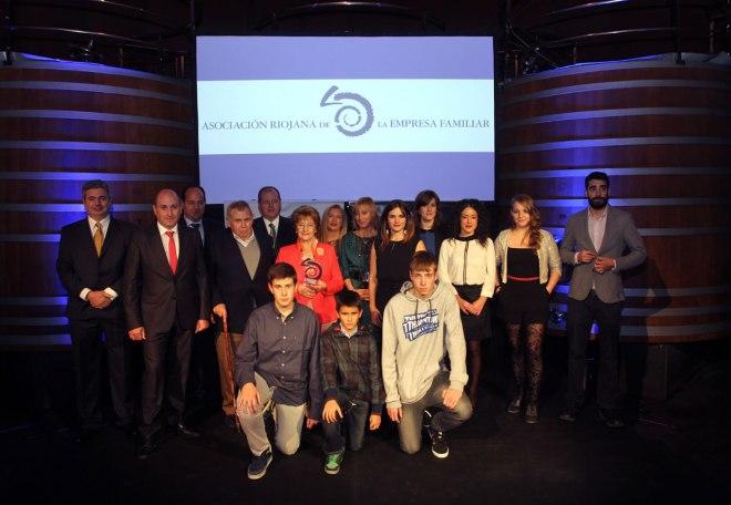 Fiesta de la Empresa Familiar 2014