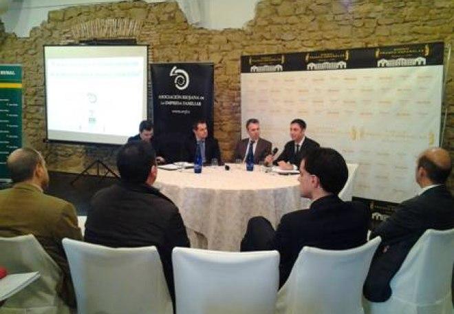 Jornada Internacionalización de las empresas riojanas 1
