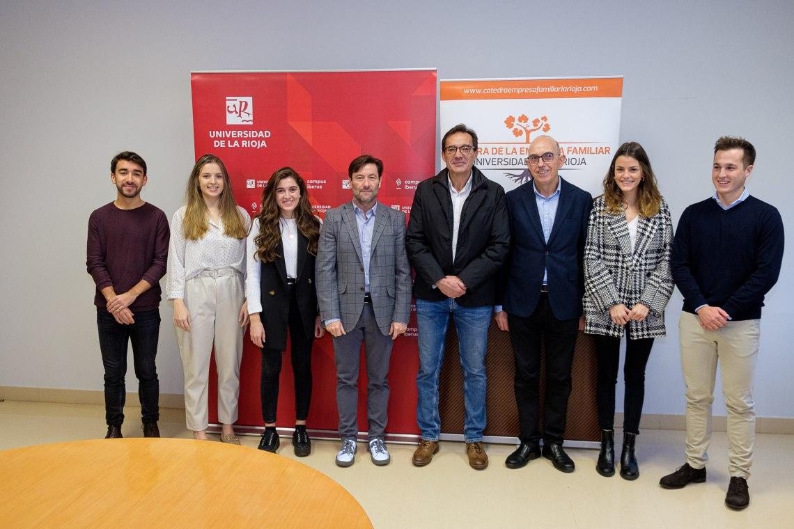 La AREF entrega el premio al Mejor Plan de Empresa 2019 al proyecto LA LAUREL EN RUTA